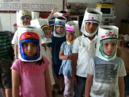 parents | The Scientific T..  sc 1 st  Pics about space & Paper Plate Astronaut Helmet (page 3) - Pics about space